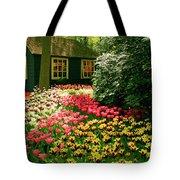 Keukenhof's Tulips Tote Bag