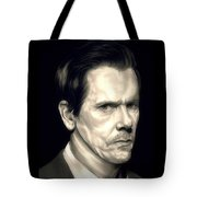 Kevin Bacon - The Following Tote Bag