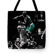 Kevin Garnett Not In Here Tote Bag