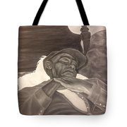 Kevins Great Grandfather Tote Bag