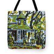 Kew Gardens Gardener's Cottage Tote Bag