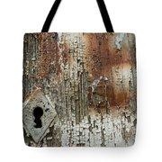 Key Hole Tote Bag