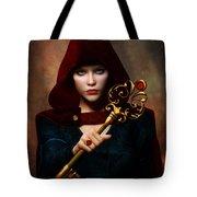 Key Of Wisdom Tote Bag