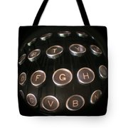 Key To Communication Tote Bag