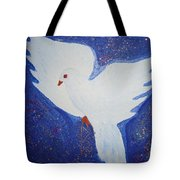 Key To Happiness Tote Bag