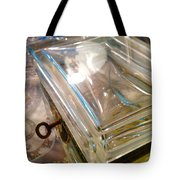 Key To Life In Abstract Tote Bag