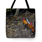 Key West Chickens Tote Bag