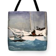 Key West Hauling Tote Bag