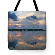 Key West Sunrise 11 Tote Bag