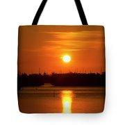 Key West Sunrise 36 Tote Bag