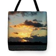 Key West Sunrise 44 Tote Bag