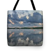 Key West Sunrise 7 Tote Bag
