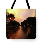 key West Sunrise Tote Bag