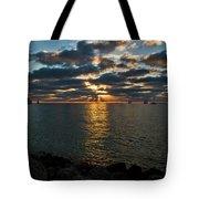Key West Sunset 10 Tote Bag
