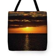 Key West Sunset 29 Tote Bag