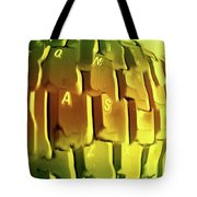 Keyboard Fried Tote Bag