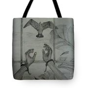 Keys To The Freedom Tote Bag