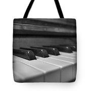 Keys To The Piano Tote Bag