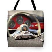 Keys To The Porsche Tote Bag
