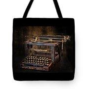 Keys To Words Tote Bag
