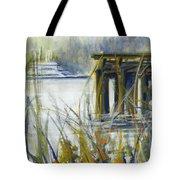 Keystone Port Townsend Ferry Tote Bag
