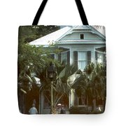 Keywest Tote Bag by Steve Karol