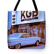 K G B Studios Los Angeles Tote Bag