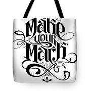 kH4N Tote Bag