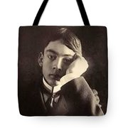 Khalil Gibran Author Of The Prophet Tote Bag