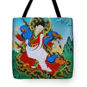 Kharchen Pelgi Wangchuk Tote Bag