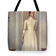 Khnopff: Sister, 1887 Tote Bag