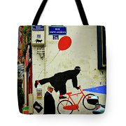 Kick In The Head Tote Bag