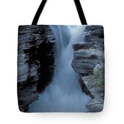 Kicking Horse River Tote Bag