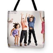 Kids Clothing Stores Tote Bag