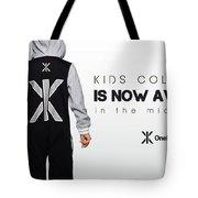 Kids Jumpsuits Tote Bag