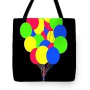 Kids Korner Balloons Tote Bag
