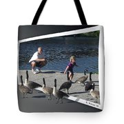 Kids Will Be Kids 2 Tote Bag