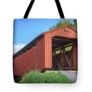 Kidwell Covered Bridge Tote Bag