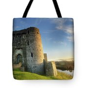 Kidwelly Castle 3 Tote Bag