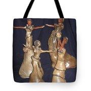 Kiganda Dance Troupe Tote Bag
