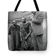 Kiko And Sulu Pinheads Tote Bag