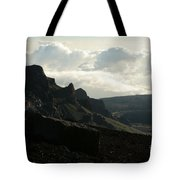 Kilakila O Haleakala Ala Hea Ka La The Sacred House Of The Sun Tote Bag