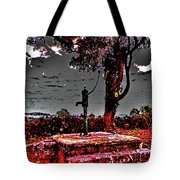 Kilkeasy Water Well, Evening Time Tote Bag