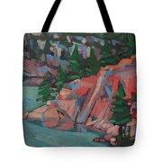 Killarney George Lake Sentinel Tote Bag