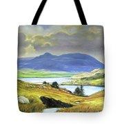 Killary Harbour County Mayo Tote Bag