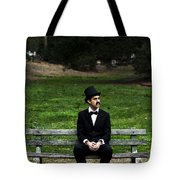 Killing Time Tote Bag by Jorgo Photography - Wall Art Gallery
