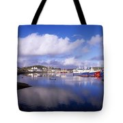 Killybegs, Co Donegal, Ireland Tote Bag
