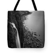 Kilt Rock Waterfall Tote Bag