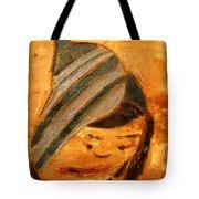 Kim - Tile Tote Bag