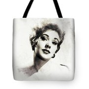 Kim Novak, Actress Tote Bag
